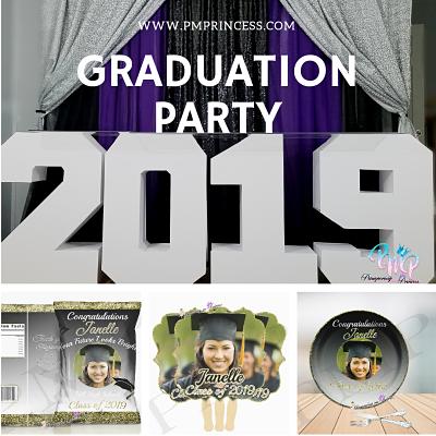 Graduation Party Deposit