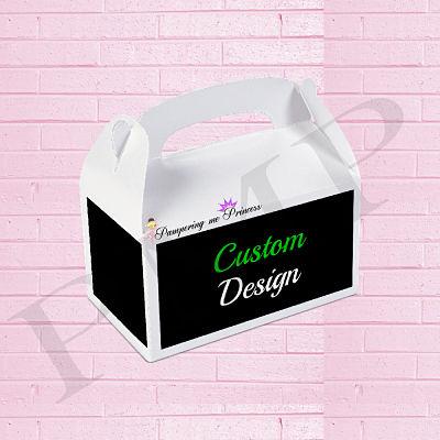 Custom Box Labels