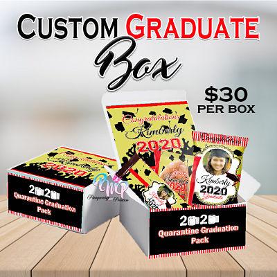 Custom Graduate Box